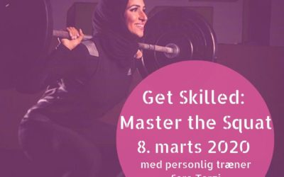 Get skilled – Master the Squat
