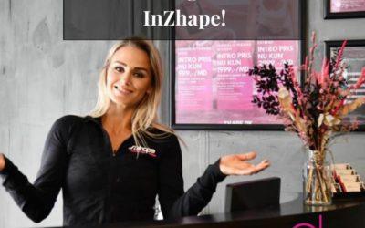 Du kan stadig træne hos InZhape